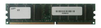 PC2700R-25331-Z Samsung 2GB PC2700 DDR-333MHz Registered ECC CL2.5 184-Pin DIMM 2.5V Memory Module