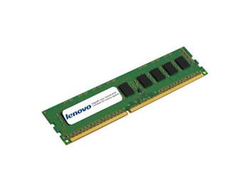 PC3-12800E Lenovo 8GB PC3-12800 DDR3-1600MHz ECC Unbuffered CL11 240-Pin DIMM Dual Rank Memory Module