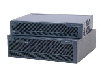 CISCO3725DC Cisco 3725 Router W/universal Power Supply 24/48 Volts Dc Power (Refurbished)