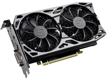 06G-P4-2068-KR EVGA GeForce RTX 2060 KO Ultra Gaming Video Card 6GB GDDR6 Dual Fans Metal Backplate
