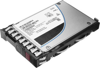 P06580-001 HPE 1.6TB MLC SAS 12Gbps 2.5-inch Mixed Used (MU) Small Form Factor (SFF) Smart Carrier (SC) Internal Solid State Drive (SSD) for Proliant Gen9 and Gen10 Servers