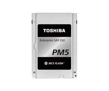 KPM51VUG1T60 Toshiba PM5-V 1.6TB TLC SAS 12Gbps Mixed Use 2.5-inch Internal Solid State Drive (SSD)