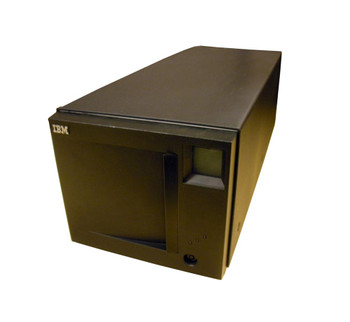 3581-L17 IBM Tape Autoloader 1 x Drive/7 x Slot LTO Ultrium 1 700GB (Native) / 1.40TB (Compressed) SCSI