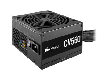 CP-9020210-NA Corsair CV Series CV550 550-Watts ATX 12V 80 Plus Bronze Power Supply