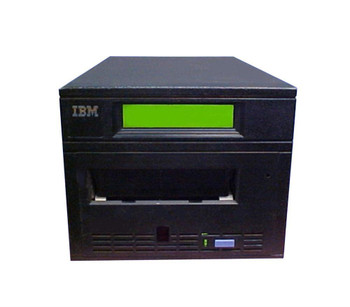 3581-L13 IBM 100/200GB LTO1 Ultrium SCSI LVD External Tape Drive