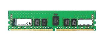 Kingston 16GB PC4-25600 DDR4-3200MHz Registered ECC CL22 288-Pin DIMM 1.2V Dual Rank Memory Module Mfr P/N KTL-TS432D8/16G