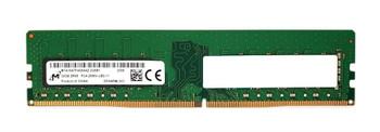 Micron 32GB PC4-21300 DDR4-2666MHz non-ECC Unbuffered CL19 288-Pin DIMM 1.2V Dual Rank Memory Module Mfr P/N MTA16ATF4G64AZ-2G6