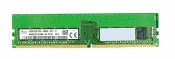 Hynix 16GB PC4-21300 DDR4-2666MHz ECC Unbuffered CL19 288-Pin DIMM 1.2V Dual Rank Memory Module Mfr P/N HMA82GU7CJR8N-VKT0-AD