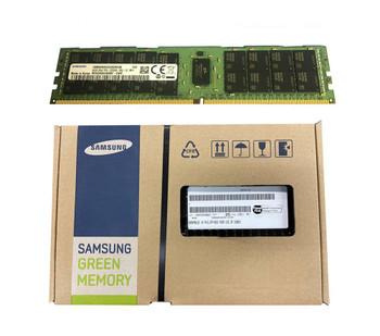 Samsung 64GB PC4-25600 DDR4-3200MHz Registered ECC CL22 288-Pin DIMM 1.2V Dual Rank Memory Module Mfr P/N M393A8G40AB2-CWE-/200pcLot