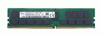 Hynix 64GB PC4-21300 DDR4-2666MHz Registered ECC CL19 288-Pin DIMM 1.2V Quad Rank Memory Module Mfr P/N HMAA8GR7A2R4N-VNT3-AC