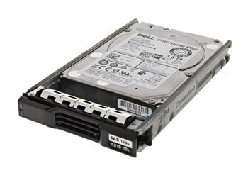 Dell 1.8TB 10000RPM SAS 12Gbps (512e) 2.5-inch Internal Hard Drive Mfr P/N 6FV4P