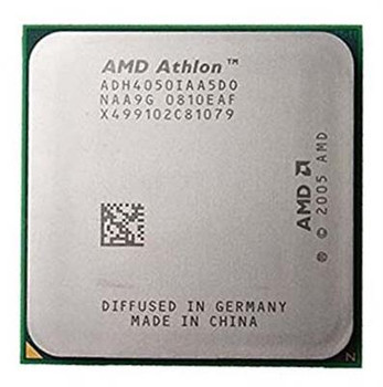AMD Athlon 64 X2 4050e Dual-Core 2.10GHz 1MB L2 Cache Socket AM2 Processor Mfr P/N AMDSL64X24050E