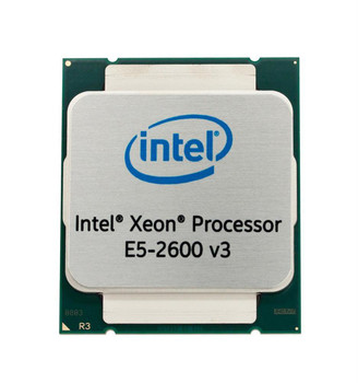 Dell 2.60GHz 9.60GT/s QPI 30MB L3 Cache Socket FCLGA2011-3 Intel Xeon E5-2690 v3 12-Core Processor Upgrade Mfr P/N R630-E5-2690V3