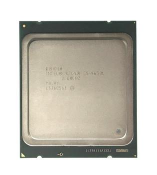 Dell 2.60GHz 8.00GT/s QPI 20MB L3 Cache Intel Xeon E5-4650L 8 Core Processor Upgrade Mfr P/N XPFKX