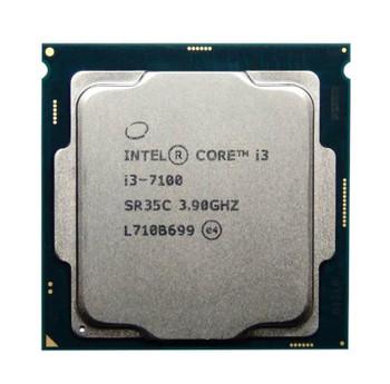 Dell 3.90GHz 8.00GT/s DMI3 3MB L3 Cache Socket LGA1151 Intel Core i3-7100 Dual-Core Processor Upgrade Mfr P/N 338-BLRE