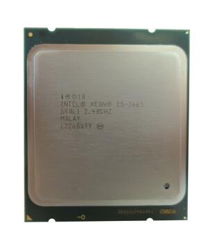 Dell 2.40GHz 8.00GT/s QPI 20MB L3 Cache Intel Xeon E5-2665 8 Core Processor Upgrade Mfr P/N 04TKW1