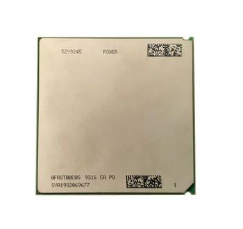 IBM Power7 3.6GHz CPU Processor Module Mfr P/N 52Y9245