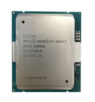 Lenovo 1.90GHz 6.40GT/s QPI 25MB L3 Cache Socket FCLGA2011 Intel Xeon E7-4820 v3 10-Core Processor Upgrade Mfr P/N 00FP678