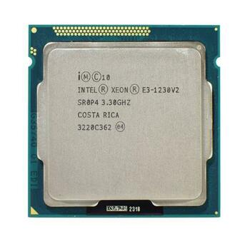 Lenovo 3.30GHz 5.00GT/s DMI 8MB L3 Cache Socket LGA1155 Intel Xeon E3-1230 V2 Quad-Core Processor Upgrade Mfr P/N 00D8556