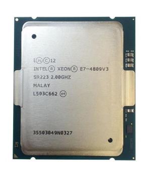 Lenovo 2.00GHz 6.40GT/s QPI 20MB L3 Cache Socket LGA2011 Intel Xeon E7-4809 v3 8-Core Processor Upgrade Mfr P/N 00FP677