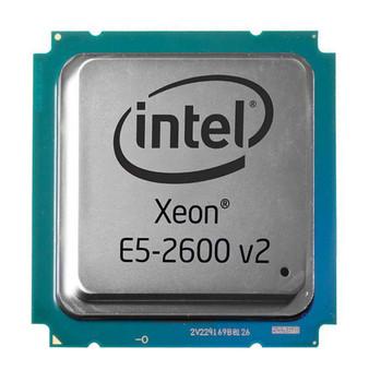 IBM 2.50GHz 8.00GT/s QPI 25MB L3 Cache Intel Xeon E5-2670 v2 10 Core Processor Upgrade Mfr P/N 46W2824