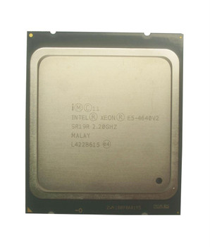 IBM 2.20GHz 8.00GT/s QPI 20MB L3 Cache Intel Xeon E5-4640 v2 10 Core Processor Upgrade Mfr P/N 00D1969