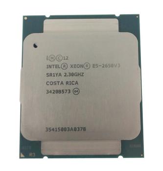 Dell 2.30GHz 9.60GT/s QPI 25MB L3 Cache Intel Xeon E5-2650 v3 10 Core Processor Upgrade Mfr P/N 0PD21F