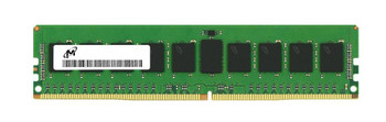 Micron 16GB PC4-21300 DDR4-2666MHz ECC Unbuffered CL19 288-Pin DIMM 1.2V Dual Rank Memory Module Mfr P/N MTA18ASF2G72AZ-2G6E2