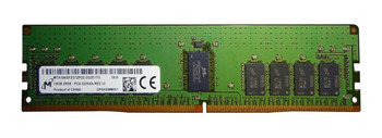Micron 16GB PC4-25600 DDR4-3200MHz Registered ECC CL22 288-Pin DIMM 1.2V Dual Rank Memory Module Mfr P/N MTA18ASF2G72PDZ-3G2E1TG