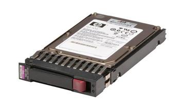 HP 146GB 15000RPM SAS 6Gbps 2.5-inch Internal Hard Drive Mfr P/N 9FU006-035