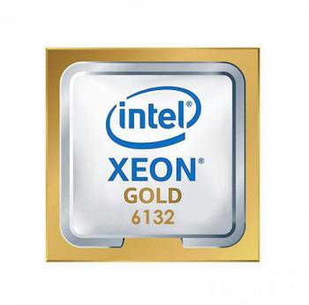 Dell 2.60GHz 10.40GT/s UPI 19.25MB L3 Cache Intel Xeon Gold 6132 14-Core Processor Upgrade Mfr P/N PYJN7