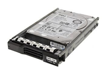 Dell 1.8TB 10000RPM SAS 12Gbps (SED) 2.5-inch Internal Hard Drive Mfr P/N CW98K