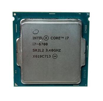 Dell 3.40GHz 8.00GT/s DMI3 8MB L3 Cache Intel Core i7-6700 Quad-Core Processor Upgrade Mfr P/N J4CPH