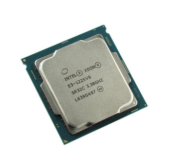 Lenovo 3.30GHz 8MB L3 Cache Socket LGA1151 Intel Xeon E3-1225 v6 Quad-Core Processor Upgrade Mfr P/N 01AG125