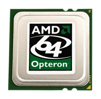 HP 2.40GHz 2MB L2 Cache Socket F AMD Opteron 2216 HE Dual-Core Processor Upgrade Mfr P/N 430445-000