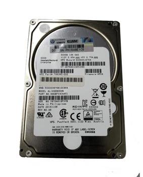 HP 600GB 10000RPM SAS 12Gbps 2.5-inch Internal Hard Drive Mfr P/N HDEBF03CAA51