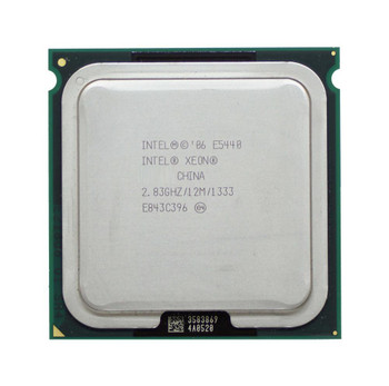 Fujitsu 2.83GHz 1333MHz FSB 12MB L2 Cache Socket LGA771 Intel Xeon E5440 Quad Core Processor Upgrade Mfr P/N V26808-B8209-V131