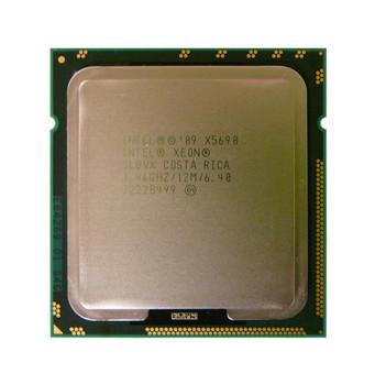 Fujitsu 3.46GHz 6.40GT/s QPI 12MB L3 Cache Socket LGA1366 Intel Xeon X5690 6-Core Processor Upgrade Mfr P/N V26808-B8460-V11