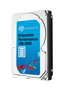 Seagate Enterprise Performance 15K.5 600GB 15000RPM SAS 12Gbps 128MB Cache (512n) 2.5-inch Internal Hard Drive Mfr P/N 1MJ299-157