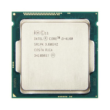 Dell 3.60GHz 5.00GT/s DMI2 3MB L3 Cache Intel Core i3 Dual-Core Processor Upgrade Mfr P/N 338-BGOW