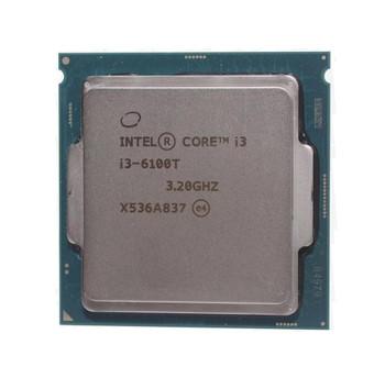 Dell 3.20GHz 8.00GT/s DMI3 3MB L3 Cache Intel Core i3-6100T Dual-Core Processor Upgrade Mfr P/N H0X2N