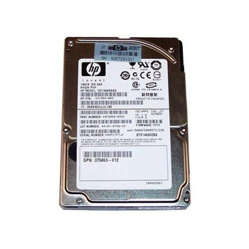 DG146ABAB4 HP 146GB 10000RPM SAS 3.0 Gbps 2.5 16MB Cache Hot Swap Hard Drive