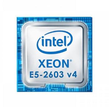 HP Intel Xeon E5-2603 v4 6 Core 1.70GHz 6.40GT/s QPI 15MB L3 Cache Socket FCLGA2011-3 Processor for Workstation Z840 Mfr P/N T9U27AA#UUZ