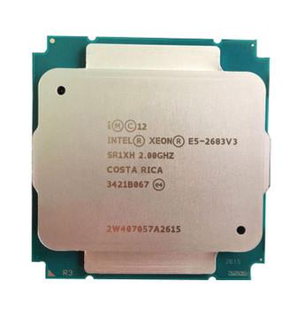 HP Intel Xeon E5-2683 v3 14 Core 2.00GHz 9.60GT/s QPI 35MB L3 Cache Socket LGA2011-3 Processor Mfr P/N 755398-B21#0D1