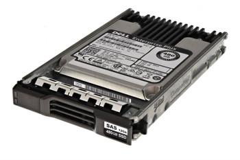 Dell 480GB MLC SAS 12Gbps Read Intensive (PLP) 2.5-inch Internal Solid State Drive (SSD) Mfr P/N XP6MK