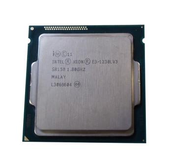 Lenovo 1.80GHz 5.00GT/s DMI 8MB L3 Cache Socket LGA1150 Intel Xeon E3-1230L v3 Quad-Core Processor Upgrade Mfr P/N 00AM096
