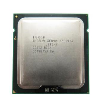 IBM 1.80GHz 6.40GT/s QPI 10MB L3 Cache Intel Xeon E5-2403 Quad Core Processor Upgrade Mfr P/N 90Y5292F/S