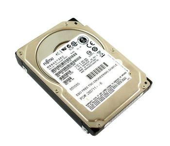 Fujitsu 73.5GB 10000RPM SAS 3Gbps 16MB Cache 2.5-inch Internal Hard Drive Mfr P/N CA06731-B100