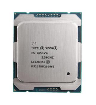 Lenovo 2.30GHz 9.60GT/s QPI 35MB L3 Cache Intel Xeon E5-2658 v4 14 Core Processor Upgrade D2Mfr P/N 00FC941