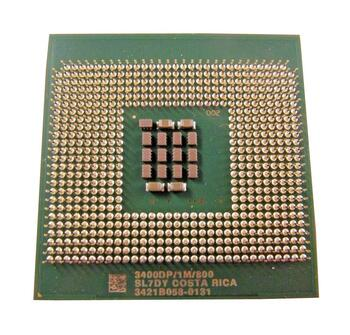 Dell 3.40GHz 800MHz FSB 1MB L2 Cache Intel Xeon Processor Upgrade Mfr P/N 0UW142